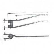 Ελατήριο CORMA- TORNEDO δεξί