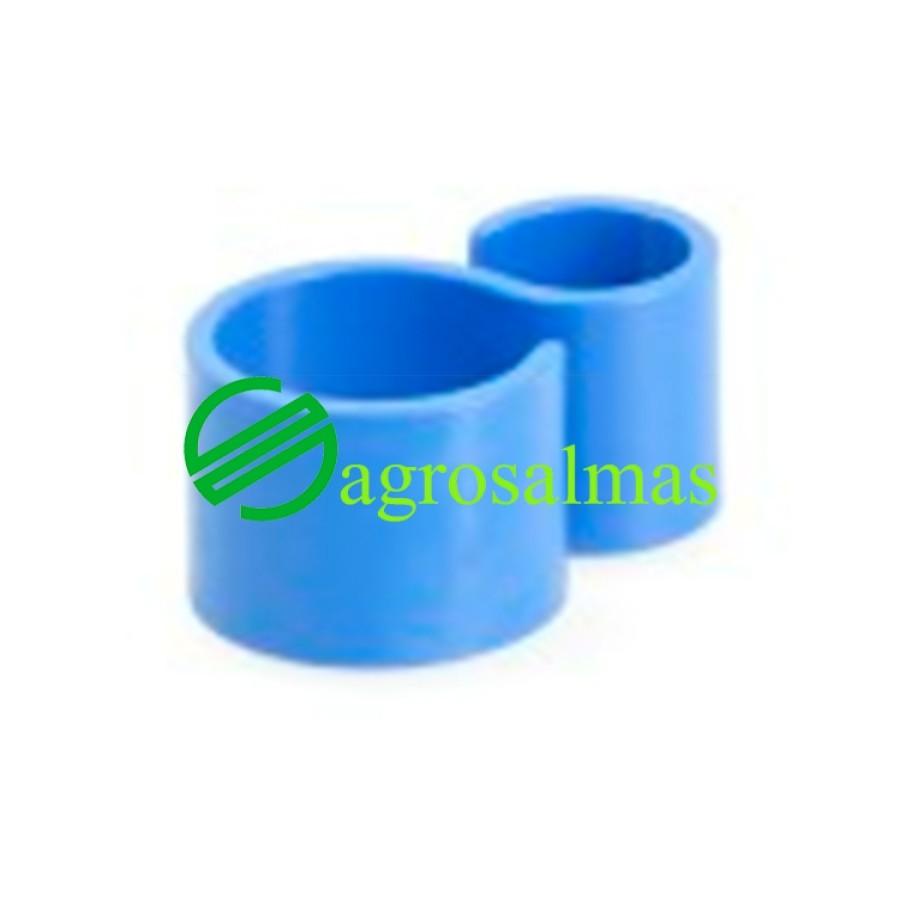 Πλαστική Πιάστρα Λάστιχου Αέρος - Γάλακτος