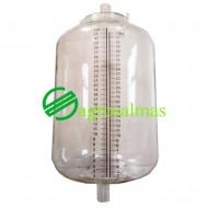 Γυάλινο Τερματικό Δοχείο Γάλακτος 32Λ