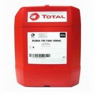 TOTAL Rubia Tir 7400 15W40 Δοχείο 20Λ