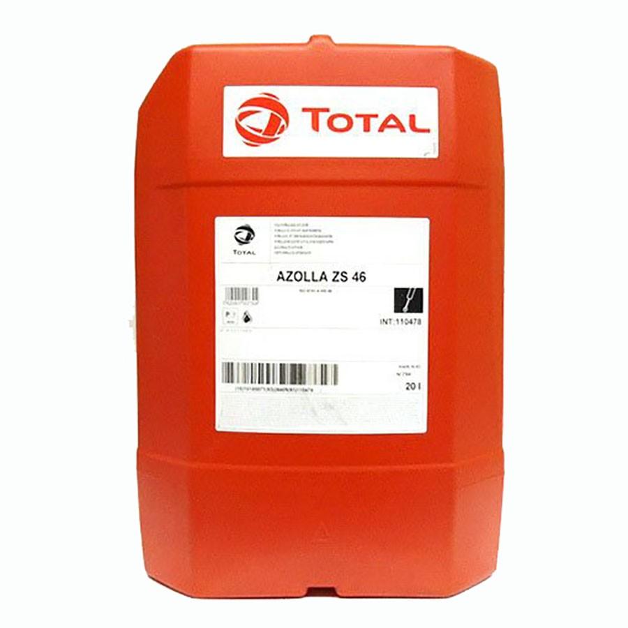 TOTAL Azolla ZS 46 Λάδι Υδραυλικού- Δοχείο 20Λ