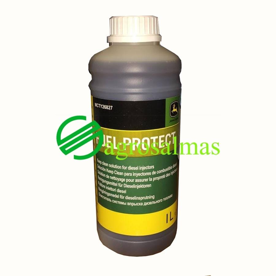 Καθαριστικό Πετρελαίου - Βελτιωτικό Fuel Protect
