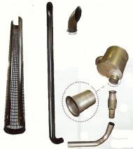 Σύστημα Εξάτμισης John Deere 6510 - 6910