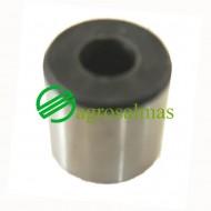 Δαχτυλίδι Τροχαλίας Σύρματος μεταλλικό 18x8x26.5