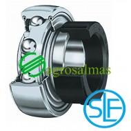 (G)RAE 60 RR 60-110 Μονολαιμο ίσιο Ρουλεμάν SLF